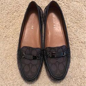 Coach Shoes - Size 8